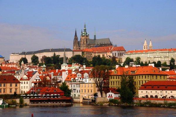 Мусульмане в Чехии.