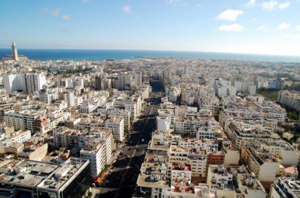Запрет паранджи в Марокко.