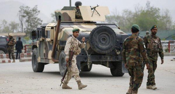 Крупный теракт в Афганистане.