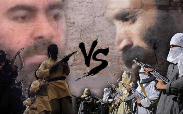 """ИГИЛ и """"Талибан"""" борются за влияние в Афганистане."""