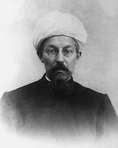 Галимджан Баруди.