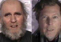 Талибы опубликовали видео с похищенным американским профессором (Видео)