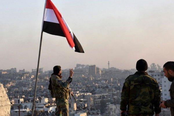 Боевики согласились вернуть жителям Дамаска питьевую воду.