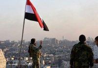 Власти Дамаска договорились с боевиками о ремонте систем водоснабжения