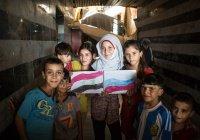 Сирийские дети разучат «Колобок», «Теремок» и «Репку»