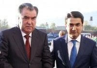 Эмомали Рахмон назначил сына мэром Душанбе