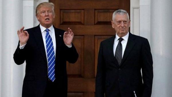 ВСенате США поддержали назначение Джеймса Мэттиса напост министра обороны