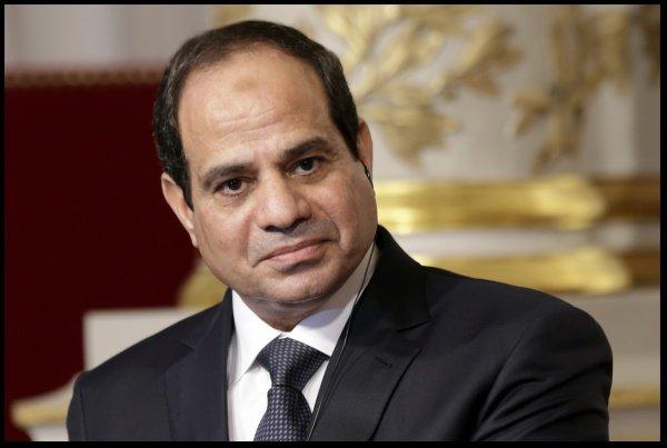 Ас-Сиси – первый президент Египта, который активно выступает за межрелигиозное равенство.