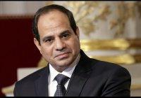 Президент Египта помогает христианам строить церковь