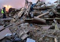 Турецкий самолет рухнул под Бишкеком. 32 погибших (Фото, видео)