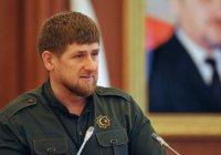 Кадыров: боевики планировали захватить танковую часть