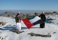 В ОАЭ побит рекорд холода