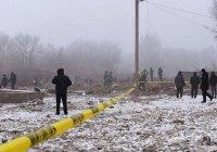 СМИ: на месте крушения турецкого самолета под Бишкеком промышляют мародеры