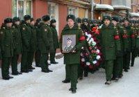 В Казани простились с балериной, погибшей в катастрофе Ту-154 в Черном море