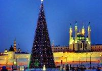 Казань вошла в топ-5 популярных направлений новогоднего отдыха иностранцев