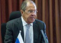 Лавров: Москва сожалеет, что международное сообщество не может объединиться против терроризма