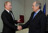 СМИ: Путин и Шаймиев обсудят возможность сохранения поста президента РТ
