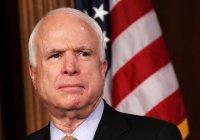 Маккейн признал Россию ведущим игроком на Ближнем Востоке