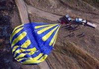 Стала известна причина падения воздушного шара с туристами в ОАЭ