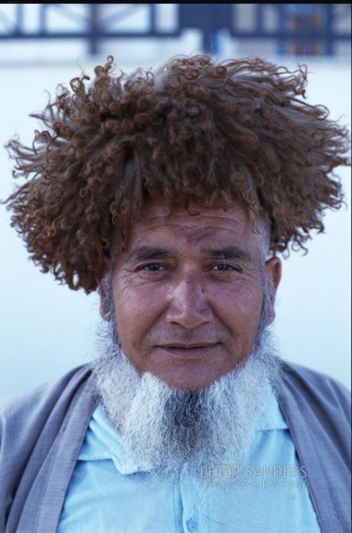 """""""Дикие"""" шапки Туркменистана."""