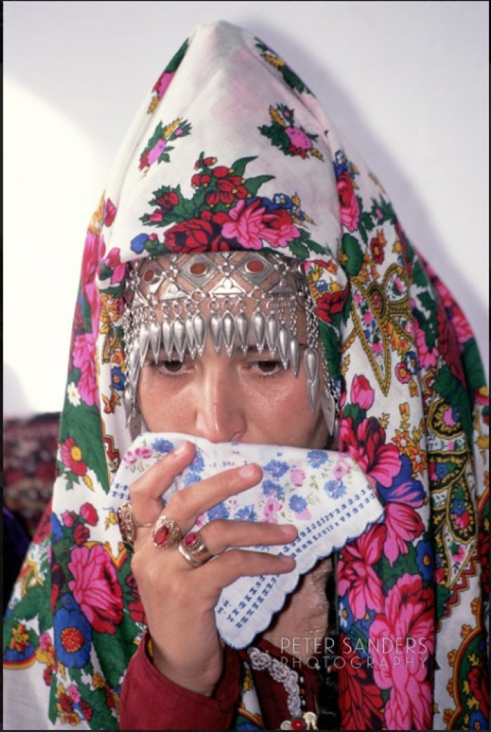 Туркменская невеста