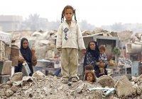 Дети Мосула нуждаются в срочной помощи психолога
