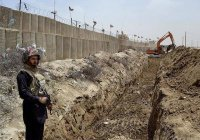 Ирак построит стены для защиты от ИГИЛ