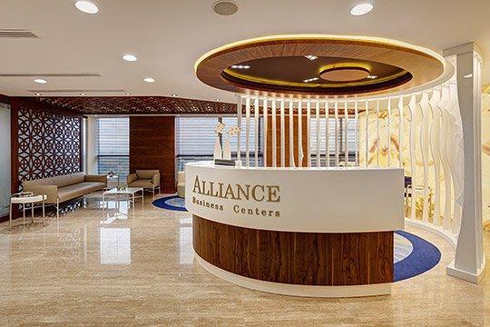 ABCN - крупная международная сеть бизнес-центров премиум-класса