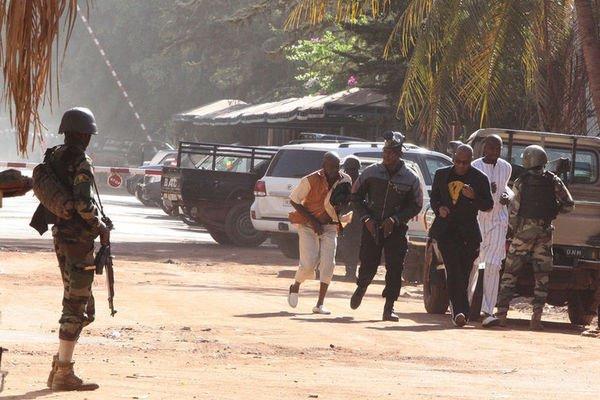 Теракт в Мали.