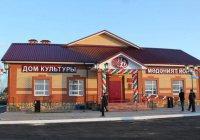 Три десятка новых клубов построят для жителей сел Татарстана
