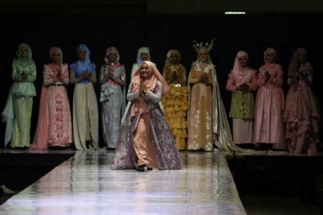 Как проходил первый в истории показ мусульманской моды в Японии