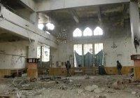 Боевики заминировали мечеть в Алеппо