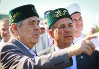Рустам Минниханов направил Минтимеру Шаймиеву необычное поздравление