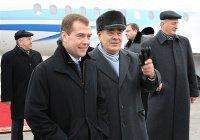 """Медведев Шаймиеву: """"С Вашим именем прочно связано процветание республики"""""""