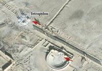Боевики ИГИЛ продолжают разрушать уникальные памятники Пальмиры