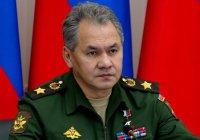 В Казань прибыл министр обороны РФ Сергей Шойгу