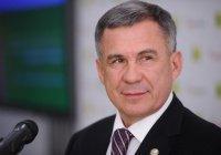 Рустам Минниханов избран в Высший совет «Единой России»