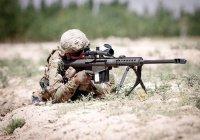 Британский снайпер убил одним выстрелом трех боевиков ИГИЛ