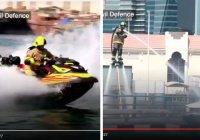 Дубайский пожарный-супермен покорил Интернет