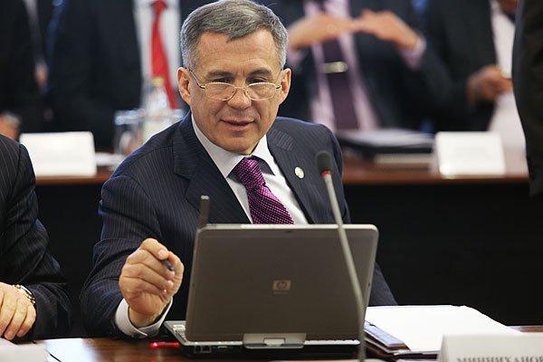 Президент Татарстана попросил прокуратуру усилить контроль задеятельностью банков