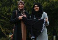 Мусульманки в хиджабах поступили на службу в полицию Шотландии