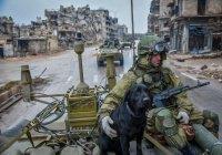500 самодельных бомб российские снайперы обезвредили в Алеппо за сутки