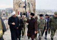 Рамзан Кадыров рассказал о службе чеченских военных в Алеппо