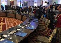 В Астане продолжаются переговоры по Сирии