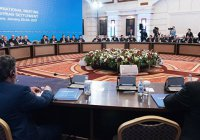 Сирийская оппозиция недовольна результатами переговоров в Астане