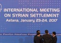 Турция выступила против Сирии как светского государства