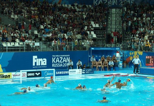 Суперфинал Мировой лиги по водному поло может пройти в Казани