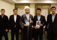 Муфтият Татарстана посетила делегация из Казахстана