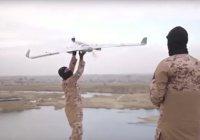 ИГИЛ использует беспилотники для атак на иракские войска (Видео)