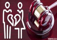 Приравнивается ли развод в судебном порядке к произнесению талака?